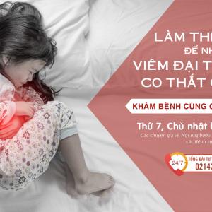 Làm thế nào để nhận biết viêm đại tràng co thắt ở trẻ?
